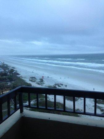 Best Western New Smyrna Beach Hotel & Suites : Vista de um dos quartos