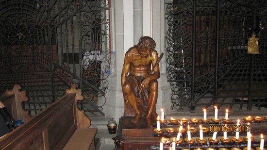 Muenster Unserer Lieben Frau : Деревянные скульптуры