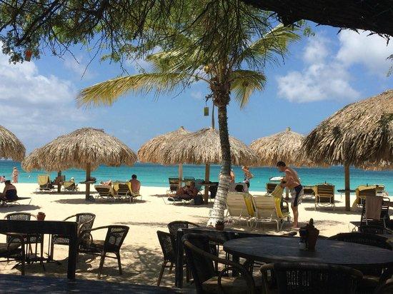 Eagle Beach: Looks like a Corona Commercial