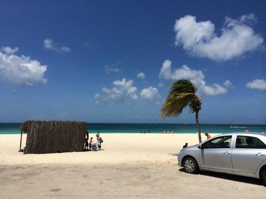 Eagle Beach: Beach