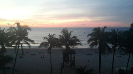 Wyndham Deerfield Beach Resort : Desde la Habitacion