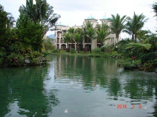 Promisedland Resort & Lagoon : 標準房