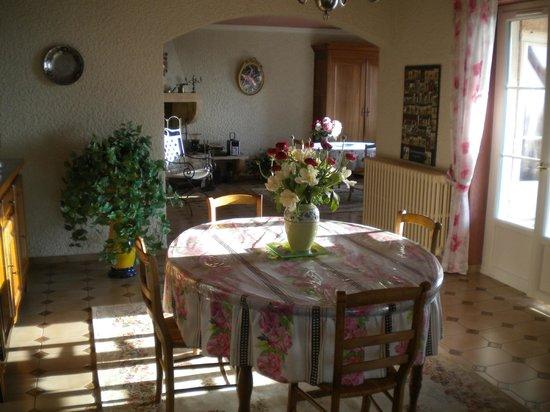 Buxy, France : salle à manger 3