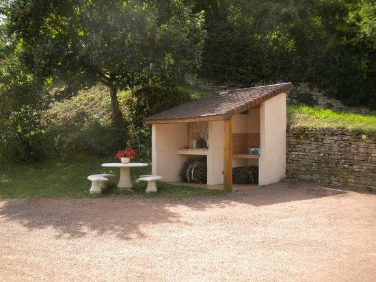 Chambres d'Hôtes Davenay : four à pain 16
