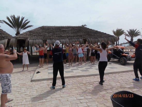 Winzrik Resort & Thalasso Djerba : DANCES APEROS