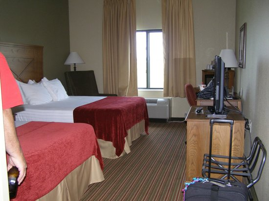 Buffalo Run Casino & Resort: Room