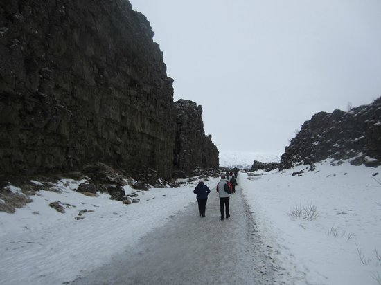 Discover Iceland : Tectonic Plates