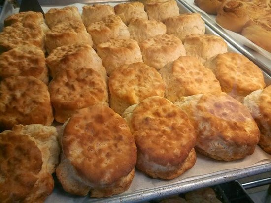Our Place Restaurant: Homemade Biscuits !!!!!