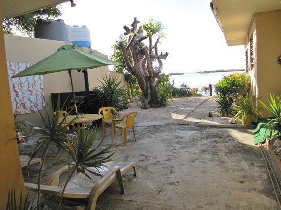 Mary Lee's by the Sea: Private Patio