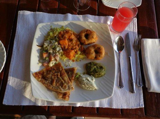 The Gateway Hotel Pasumalai Madurai : fabulous breakfast