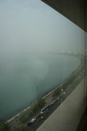 The Oberoi, Mumbai : Executive Ocean View Suite View From Room