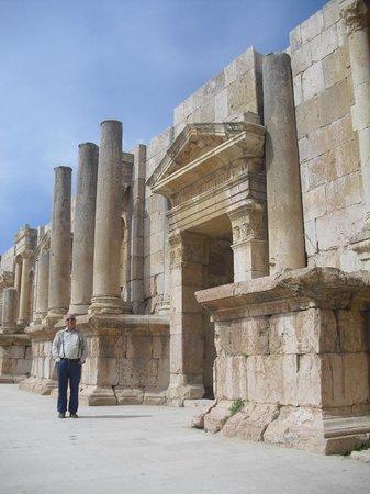 Jerash Ruins: Ruinas de Jerash