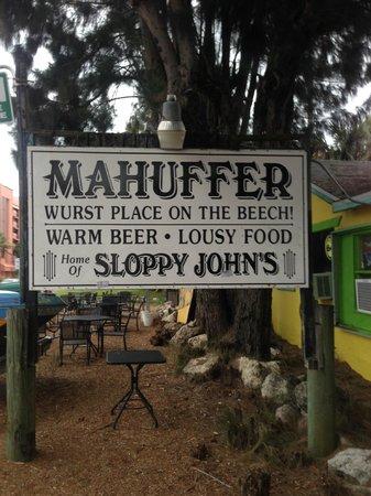 Mahuffers