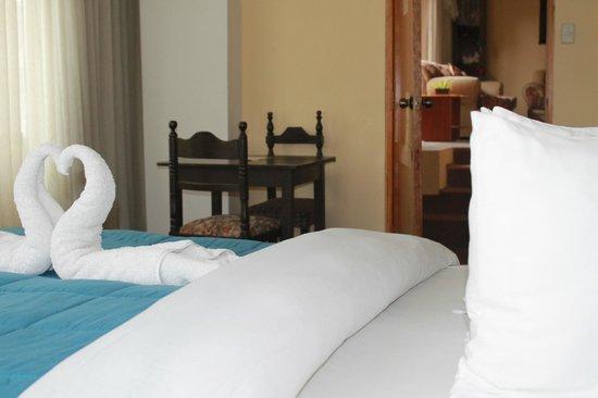Casona Plaza Hotel Centro: Habitación