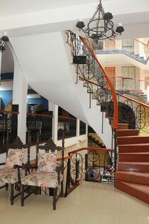 Casona Plaza Hotel Centro: Recepción