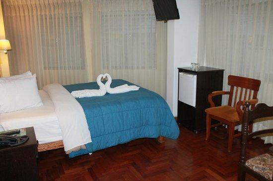 Casona Plaza Hotel Centro: Habitación suite Junior