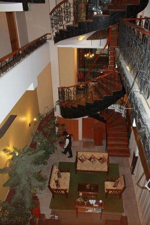 Casona Plaza Hotel Centro: Estilo colonial