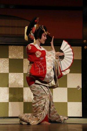 Edo Wonderland Nikko Edomura: 花魁