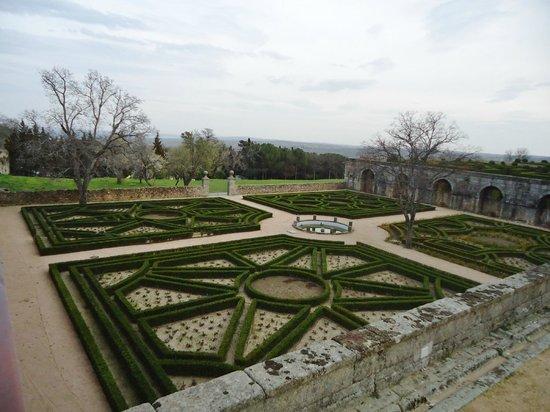 Monasterio y Sitio de San Lorenzo de El Escorial: jardines.el escorial