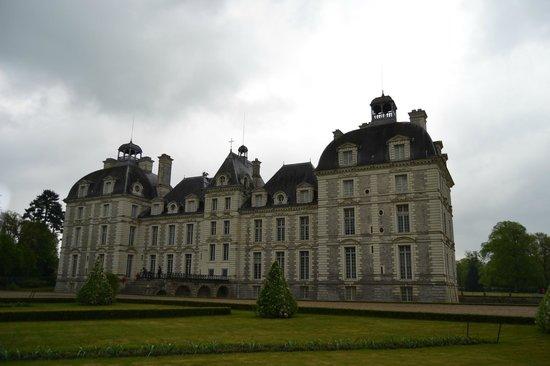 Château de Cheverny : Вид замка