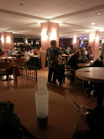 Hotel Samba: lounge and bar ........generous photos and editing