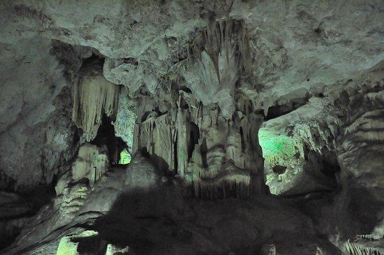 Cueva de Nerja: interior cueva