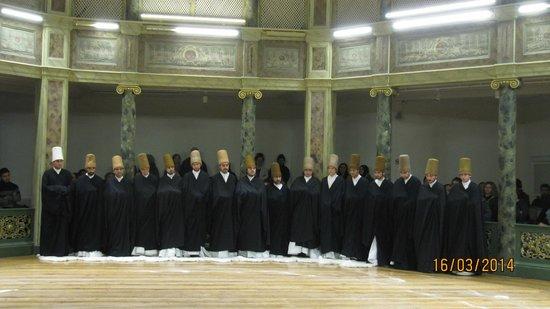 Sema performance - Picture of Galata Mevlevi Museum ...