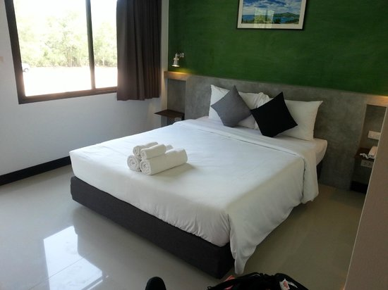 Ideo Phuket Guesthouse: Zimmer