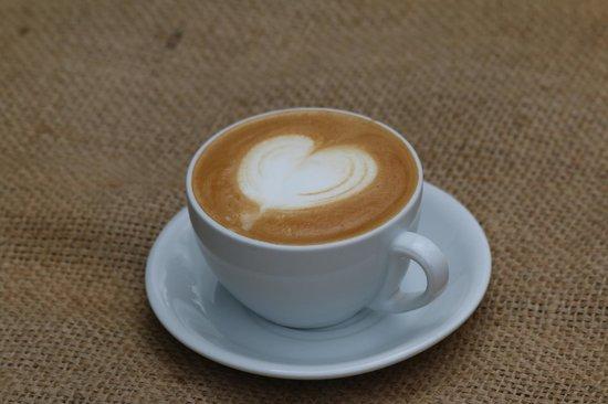 Choco Cafe Restaurant and Coffee Shop: Capuccino Tradicional