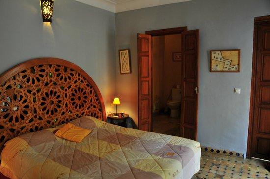 Riad Dar Skalli: room