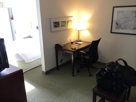 SpringHill Suites Knoxville at Turkey Creek: room