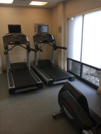 SpringHill Suites Knoxville at Turkey Creek: fitness center