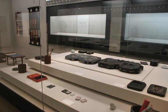 Koreanisches Nationalmuseum: Groß und übersichtlich