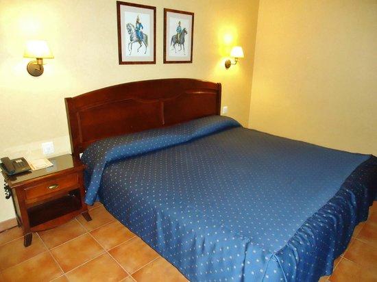 Los Lanceros Hotel : habitacion