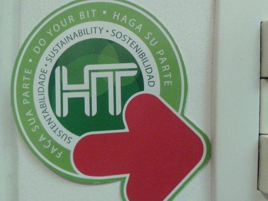 Hotel Transamerica Sao Paulo: Sustentável e consciêntes