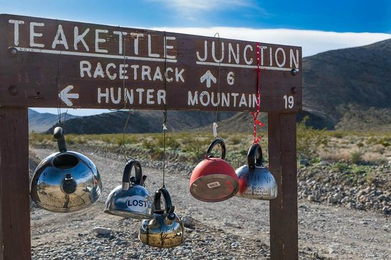 The Racetrack: Teakettle Junction