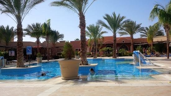 Jaz Dar El Madina: Hotel swimming pool