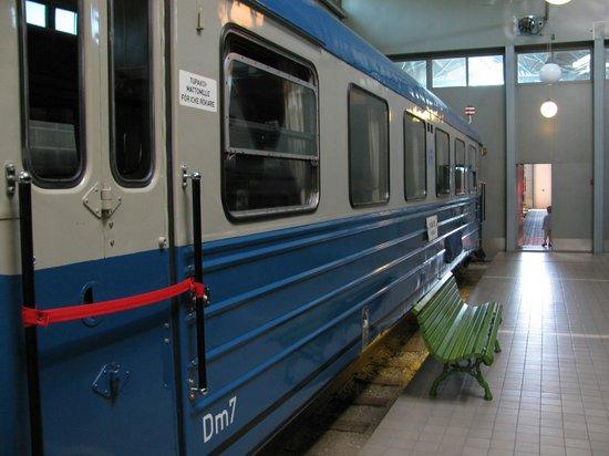 The Finnish Railway Museum