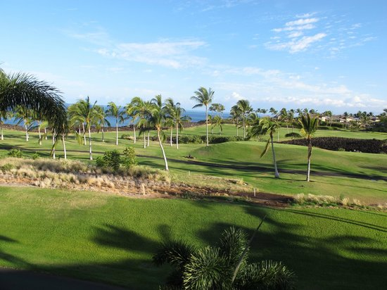 Hilton Waikoloa Village: Vista do quarto