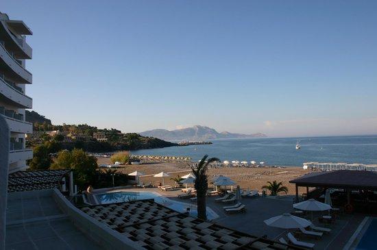 Sensimar Lindos Bay Resort & Spa : vue