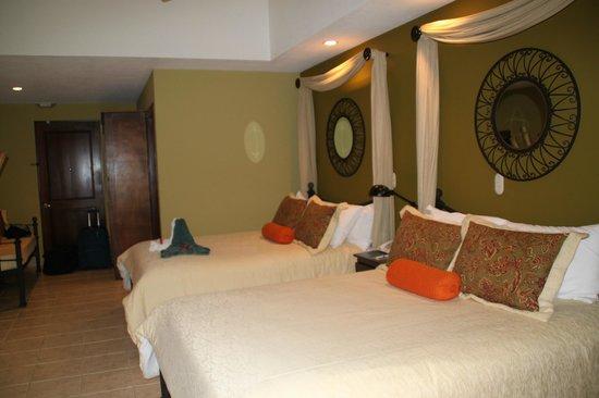Hotel Pumilio: Habitación