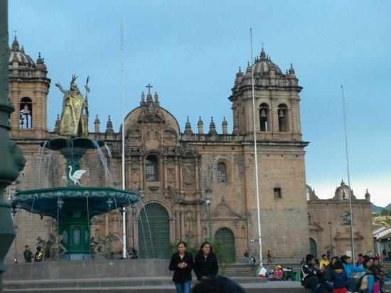 Centro Historico De Cusco: centro historico cuzco