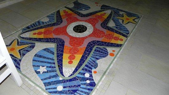 Pousada Estrela do Mar: Decoración!