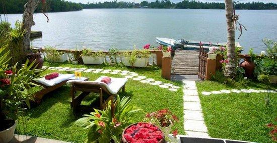 Sri Lancashire Guest House: Relax!