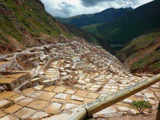 Salinas de Maras: salinas de mara