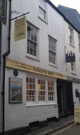 Plymouth Prints: Plymouth Shop
