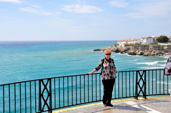 Balcón de Europa: el balcon dr europa