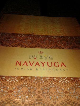 Navayuga Indian Restaurant: Navayuga Restaurant,COLOMBO4 ......... Er.K.Brahadeesh