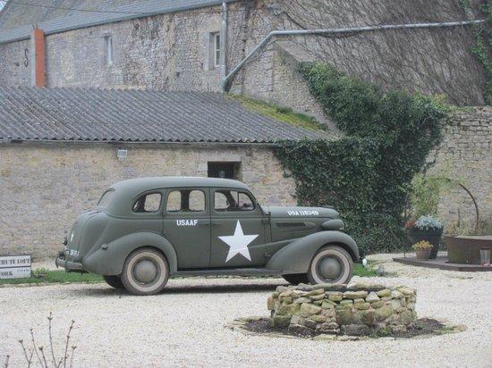 Spirit Of 1944 : Staff car