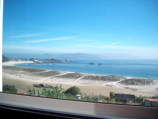 Playa de Rodas: Cies -- Ria de Vigo